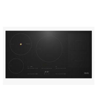 Miele Piano cottura ad induzione KM 6879-1 da 90 cm