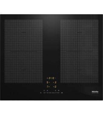 Miele Piano cottura ad induzione KM 7465 FL finitura nero da 62cm