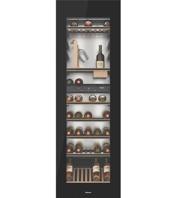 Miele Cantina vino KWT 6722 iGS OBSW con porta in vetro da 60cm