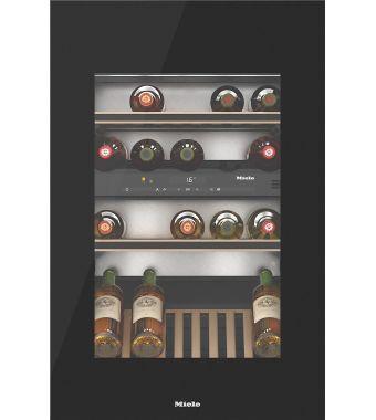 Miele Cantina vino sottotop KWT 6422 iG OBSW con porta in vetro da 60cm