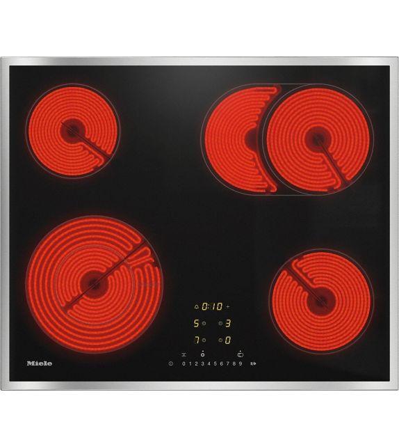 Miele Piano cottura KM 6540 FR in vetroceramica da 60cm