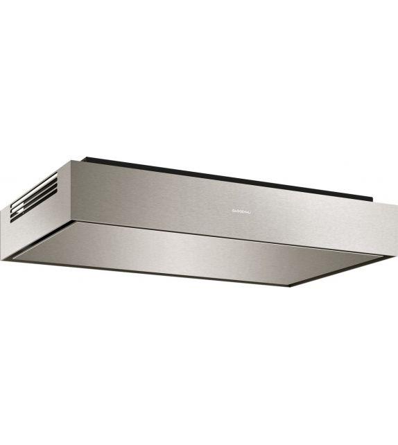 Gaggenau Cappa a soffitto AC 230 101 finitura light bronze da 105 cm