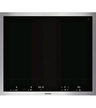 Gaggenau Piano cottura ad induzione VI 462 113 con cornice in acciaio inox da 60 cm