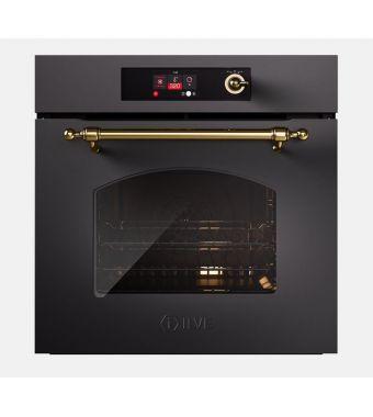 Ilve Forno elettronico multifunzione Nostalgie OV60SCT3 in acciaio inox o verniciato da 60 cm