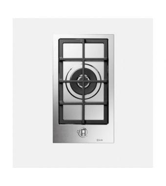 Ilve Piano cottura a gas Pro Line HCL30CK in acciaio inox o smaltato da 30 cm
