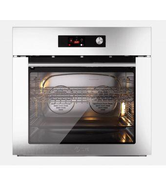Ilve Forno elettronico multifunzione Professional Plus OV30SLT3 in acciaio inox da 76 cm