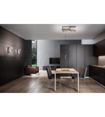 Minitallux Lampada da sospensione a LED Petra S3 in diverse finiture by Icone Luce