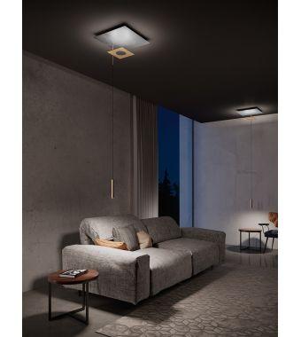 Minitallux Lampada da sospensione a LED Petra S2 in diverse finiture by Icone Luce