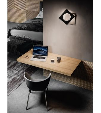Minitallux Applique a LED Petra 31 in diverse finiture by Icone Luce
