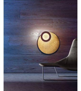Minitallux Lampada a parete a LED Vera 50 in alluminio by Icone Luce