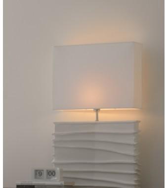 Lampada da Pavimento in Ceramica Carioca Elite h. 140 cm