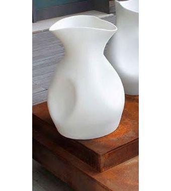 Adriani & Rossi Vaso in Ceramica Opaca Malamocco con H 63