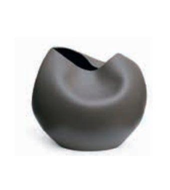 Adriani & Rossi Vaso in Ceramica Opaca Malamocco con H 58