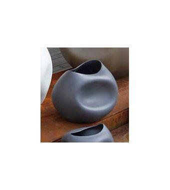 Adriani & Rossi Vaso in Ceramica Opaca Malamocco con H 30