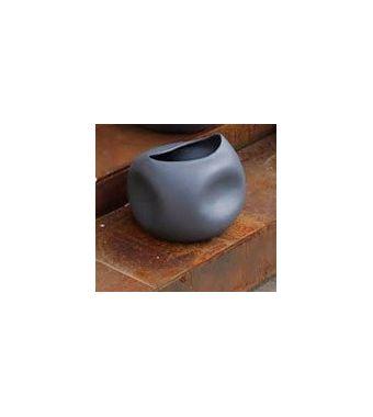 Adriani & Rossi Vaso in Ceramica Opaca Malamocco con H 21