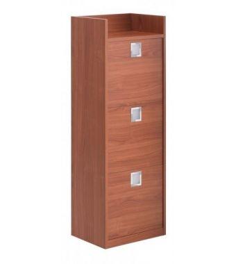 Maconi Scarpiera Family 853 in legno da 18 paia serie Shoe Holder collection - profondita' 26 cm