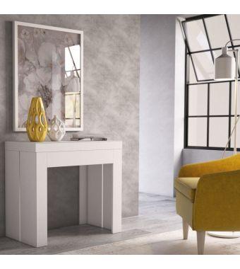 Maconi Consolle Living 914 in legno da 90 cm serie SalvaSpazio collection