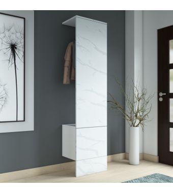 Maconi Pannello guardaroba Composizione H01 da 50 cm serie Home collection