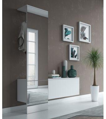 Maconi Pannello guardaroba Composizione H03 da 150 cm serie Home collection