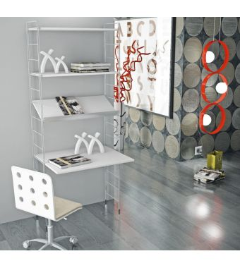 Maconi Libreria Composizione L10 da 79 cm serie Link collection