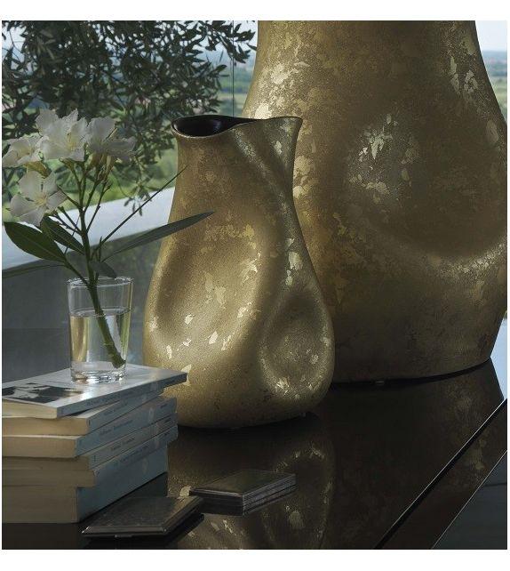 Vaso in Ceramica Easy Diam.23 H.37 cm Elite