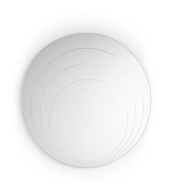 Connubia Specchio rotondo Lune CB5074 da 90 cm