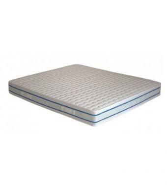 Maconi Materasso singolo Sirio 1556 in poliuretano e memory da 80x190 cm serie Night 'n Day collection