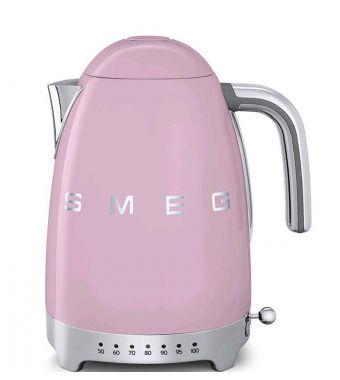 Smeg Bollitore elettrico KLF04PKEU finitura rosa