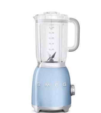 Smeg Frullatore BLF01PBEU finitura azzurro