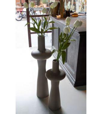 Adriani & Rossi Vaso in Ceramica Opaca Pot