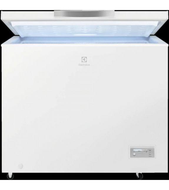 Electrolux Congelatore a pozzetto a libera installazione LCB3LF31W0 finitura bianco da 112 cm