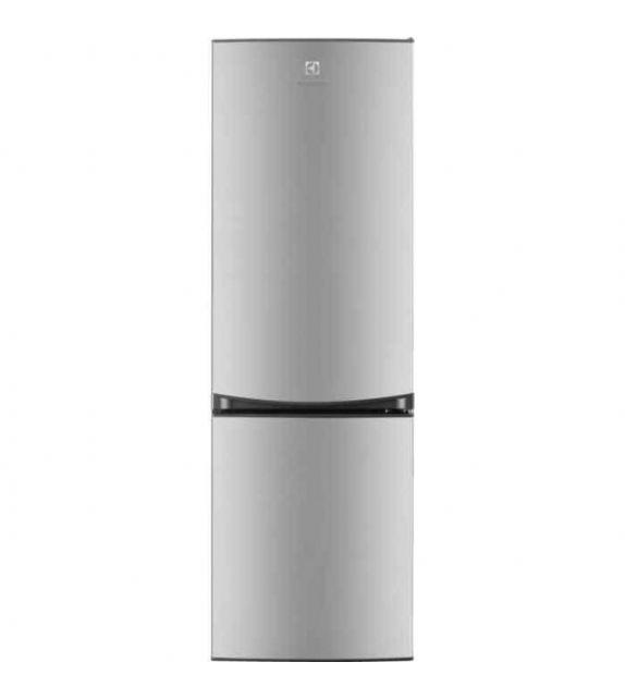 Electrolux Frigorifero combinato a libera installazione LNT3LE34X1 finitura inox da 60 cm