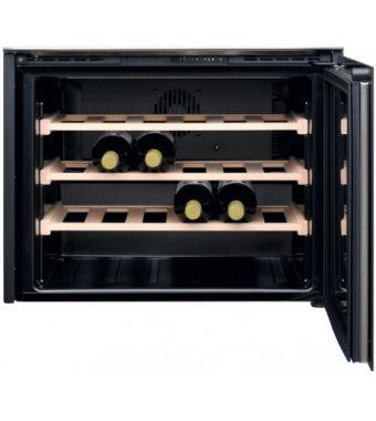 HOTPOINT INCASSO Cantina vini 24 bottiglie, 3 ripiani in legno fagg HA WC512