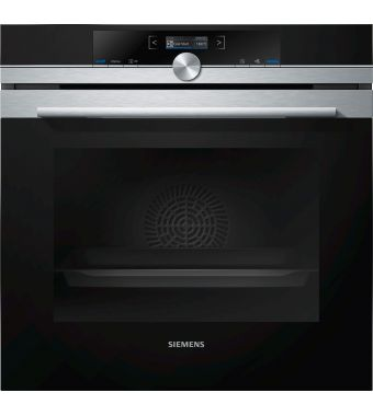 Siemens Forno da incasso HB634GBS1 finitura inox da 60 cm - in Pronta Consegna