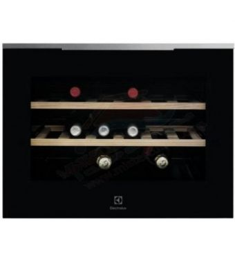 ELECTROLUX Cantina vino - 45 cm Volume lordo totale 52 litri KBW5X