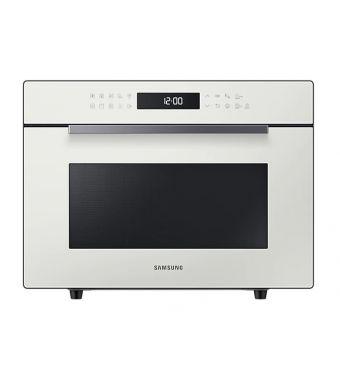 Samsung Forno microonde cottura ventilata Smart Oven MC35R8058CE finitura porcellana da 40 cm