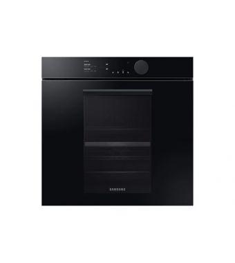 Samsung New Forno multifunzione Dual Cook NV75T8549RK finitura onyx black da 56 cm