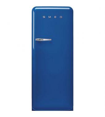 Smeg Frigorifero monoporta con cerniere a destra a libera installazione FAB28RBE5 finitura blu da 60 cm - IN PRONTA CONSEGNA