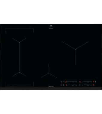 Electrolux Piano cottura a induzione EIL 83443 finitura nero da 80 cm