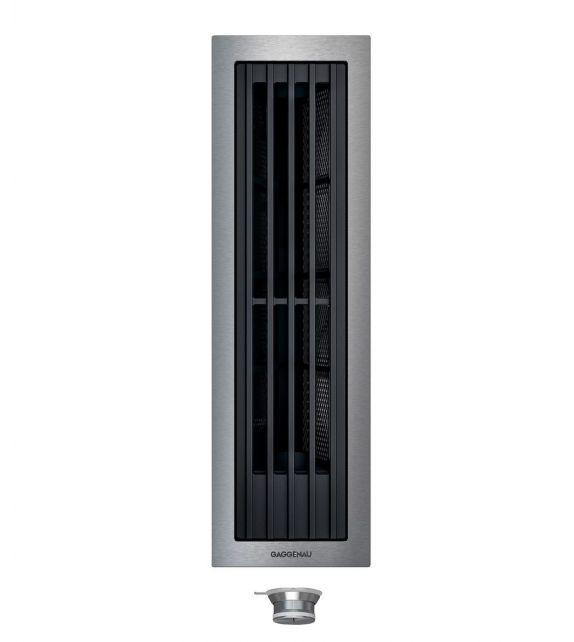 Gaggenau Cappa da piano VL 414 112 finitura acciaio inox da 15 cm