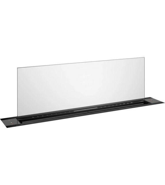 Gaggenau Cappa da piano AL 200 190 finitura clear glass da 90 cm