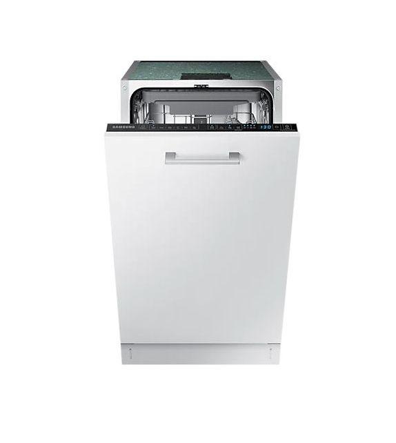 Samsung Lavastoviglie Slim a scomparsa totale DW50R4050BB da 45.2cm - IN PRONTA CONSEGNA