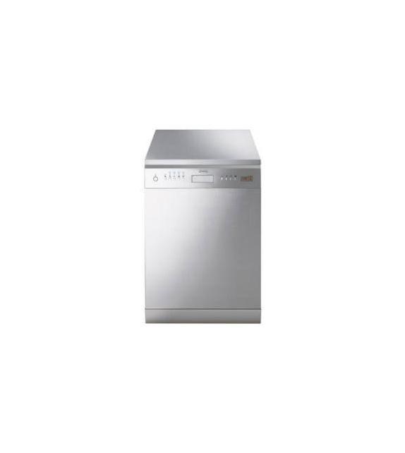 Smeg Lavastoviglie semi professionale a libera intallazione LP364XS finitura acciaio inox da 60 cm