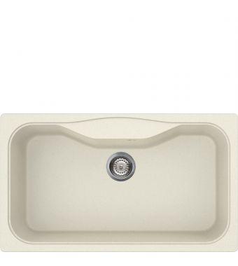 Smeg Lavello ad una vasca LSEG860P finitura panna da 86 cm